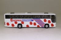 Corgi OOC 43318; Plaxton Premiere Coach; National Express; Remembrance Day Special