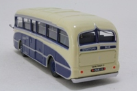 Corgi OOC OM40302; Burlingham Seagull Coach; Stratford Blue: Excursion