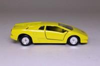 Shell Classico 90032; Lamborghini Diablo; Yellow, Opening Doors