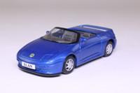 Shell Classico; Lotus Elan; Open Top, Blue Metallic