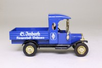Models of Yesteryear Y-12/3; 1912 Ford Model T Van; Pick-Up Truck, Imbach