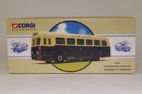 Corgi Classics 97810; Weymann / Leyland Tiger Cub Bus; Leicester City Transport; Rt 89 Outer Circle
