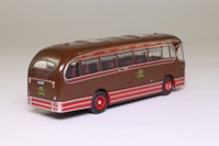 Oxford Diecast 76WFA003; AEC Weymann Fanfare Coach; Neath & Cardiff, Express
