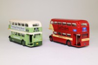 EFE; Model Collector 2 Pce Set; Routemaster: Mansfield & District; Burnley & Pendle