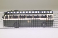EFE 99642; Weymann BET Single Deck Bus; Todmorden British Railways;  Rochdale Limited Stop