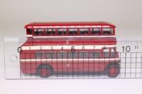 EFE 27201A; Leyland TD1 Bus; Bolton Corporation Tramways;  Plodder Lane