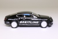 Minichamps 436 139026; Bentley Continental GT; World Record Car on Ice, 2007
