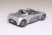 Norev 250002; Venturi Fetish Roadster; Metallic Silver