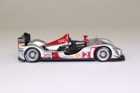 Spark S0688; Audi R15 TDi; 2009 Le Mans, Audi Sport North America RN2