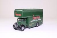 Corgi Classics 97084; Bedford O Series Pantechnicon; Grattan Warehouses, Bradford