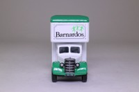 Corgi Classics 97087; Bedford O Series Pantechnicon; 100 Years of Barnados