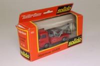 Solido 366; Saviem Super Galion; Wrecker