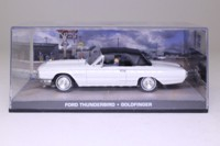 James Bond; Ford Thunderbird; Goldfinger; Universal Hobbies
