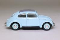 Dinky Toys DY-6; 1952 Volkswagen Beetle; Black