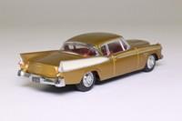 Dinky Matchbox DY-26; Studebaker Golden Hawk; Gold, White Trim