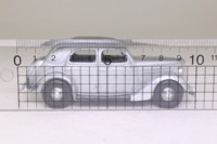 Dinky Matchbox DY-5; 1950 Ford V8 Pilot; Silver Metallic