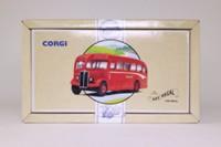 Corgi Classics 97187; AEC Regal Coach; Hanson; Dest: Morecambe