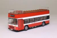 EFE 18602; Bristol VRIII Bus; Open Top; Wilts & Dorset; Rt 152 Sandbanks