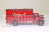 Corgi Classics D822/10; Bedford O Series Van; Terry's of York; Red/Maroon