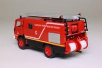 del Prado 49; 1985 Renault Fire Support Truck; France: Fourgon d'Appri,