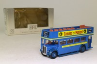 EFE E10202; AEC RT Open Top Bus; Great Yarmouth Transport;  Sea Front Service, Caister