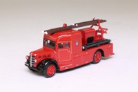 Oxford Diecast 76BHF002; Bedford WLG; Heavy Unit, London Fire Brigade