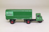 Oxford Diecast 76MH008; Scammell Mechanical Horse; Box Trailer, Southern Railway