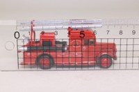 Oxford Diecast 76BHF005; Bedford WLG; Heavy Unit, Lancashire County Fire Brigade