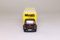 EFE 24001; Bedford TK Four Wheel Box Van & Trailer; Myer's Beds