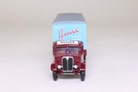 EFE 19501; AEC Mammoth Major 4x2 Artic Single Axle Boxvan; Hoover Electric Washing Machine
