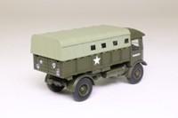 Oxford Diecast 76AEC008; AEC Matador; Artillery Tractor, British Army