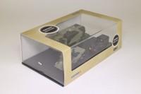 Oxford Diecast 76SET25; 1:76 Scale 3 Piece Set; Military: AEC Matador, Austin Tilly, Bedford MWD