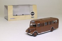 Oxford Diecast 76OWB008; Bedford OWB Coach; Ministry of Supply, Wartime