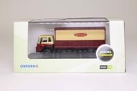 Oxford Diecast 76TK010; Bedford TK; 4 Wheel Box Van, British Railways