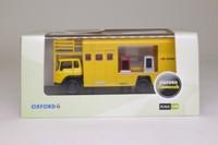 Oxford Diecast 76TK013; Bedford TK; British Rail Emergency Bridging Unit
