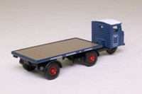 Oxford Diecast 76MH007; Scammell Mechanical Horse; Flatbed Trailer, Pickfords