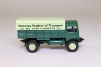Oxford Diecast SP070; AEC Matador; Dropside Tilt Truck, Festival of Wales 2013