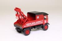 Oxford Diecast 76AEC004; AEC Matador; Wrecker, London Brick Company