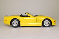 Road Signature 92428; Shelby Series 1 Roadster; Open Top, Yellow