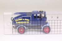 Trackside DG106002; Sentinel Steam Ballast Tractor; GR Tuby & Sons, Amusements