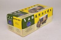 Vanguards VA8010; Bedford S Type Box Van; Sainsbury's Provisions