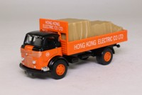 Vanguards VA16007; Commer Dropside; Hong Kong Electric Co Ltd, Sheeted Load