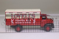 Vanguards VA18004; Leyland Comet Box Van; Lovell's Toffee Rex