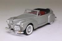 Rio 43; 1941 Lincoln Continental; Convertible, Open Top, Grey