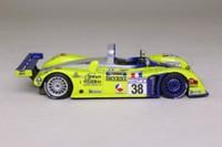 Spark SCYD08; Reynard 2KQ; 2001 Le Mans; RN38