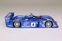 Spark S0670; Audi R8; 2005 Le Mans Test, Oreca Play Station, Ortelli, Gounon, Montangny