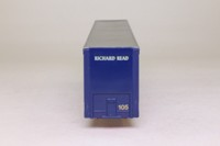 Oxford Diecast MAN01CS-T; Curtainside Trailer; Richard Read Transport