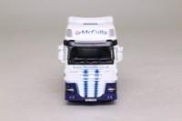 Oxford Diecast DAF01FR_C; DAF XF Artic; Cab Unit, McCulla