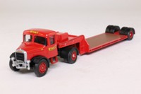 Oxford Diecast 76SH001; Scammell Highwayman; Low Loader, Wynn's