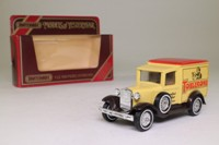 Models of Yesteryear Y-22/1; 1930 Ford Model A Van; Toblerone